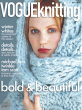 Vogue Knitting International, 1 year, english