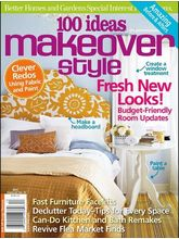 Bhg 100 Ideas Makeover Style, english, 1 year