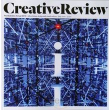 Creative Review, 1 year, english