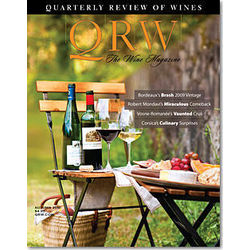 Quarterly Review Wine, 1 year, english