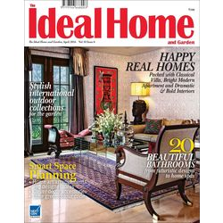 Ideal Home and Garden, 1 year, english