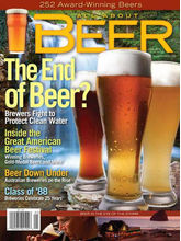 All About Beer, single issue, english