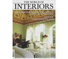 The World of Interiors, 1 year, english