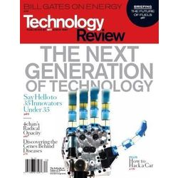 Technology Review Innovation, 1 year, english