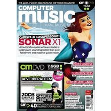 Computer Music, 1 year, english