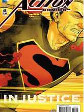 Action Comics, 1 year, english
