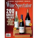 Wine Spectator, 1 year, english