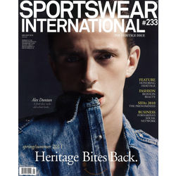 Sportswear International, 1 year, english