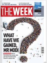 THE WEEK MAGAZINE(English 1 Year)