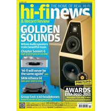 Hi Fi News, 1 year, english