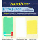 Malbro Ultra Clear Screen Protector (Platinum Series) for LG G2,  clear