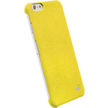 Malmo Texture Cover for iphone 6,  yellow