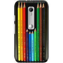 DailyObjects Color Pencil Box Case For Motorola Moto G3