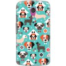 DailyObjects Blue Puppy Case For Motorola Moto G2