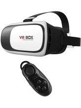 Smart Indie Virtual Reality 3D Glass With VR Remote Controller Infibeam Rs. 449.00