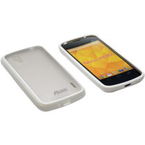 Ncase PFBC-8103WH Back Cover for LG E960 Nexus 4,  white