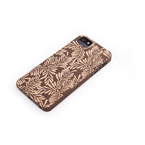 Rock Luxurious Series protective shell for iPhone 5,  coffee