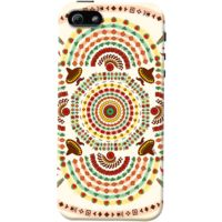 DailyObjects Cowboy Mustache Mexico Mandala Case For iPhone 5/5S