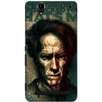 DailyObjects Clint Eastwood Quote Case For Sony Xperia T2 Ultra