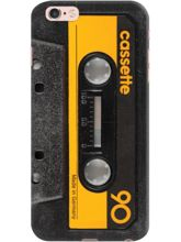 DailyObjects Cassette Yellow Case For iPhone 6s Plus
