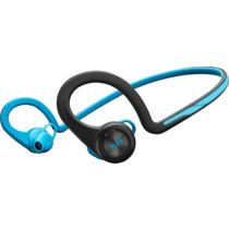 Plantronics BackBeat FIT Wireless Bluetooth Headset,  blue