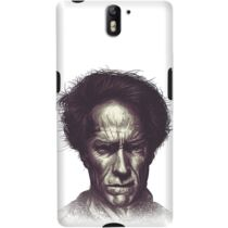 DailyObjects Clint Closeup Case For OnePlus One
