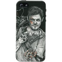 DailyObjects Daryl Dixon Inked Case For iPhone 5/5S