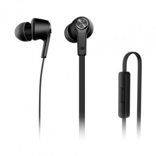 Mi In-Ear Basic Headphones with Mic (Black)