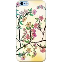 DailyObjects Cherry Blossoms Sketch Case For iPhone 6