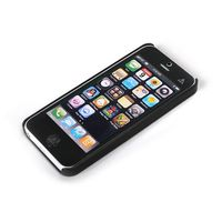 Rock New Naked Shell for iPhone 5,  black