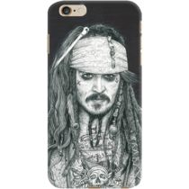 DailyObjects Captain Jack Inked Case For iPhone 6 Plus