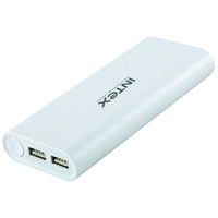 Intex IT-PB 10KW 10000mAh Power Bank,  white