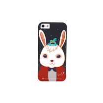 Rock Rabbit Xiaoji Series protective shell for iPhone 5, multicolor