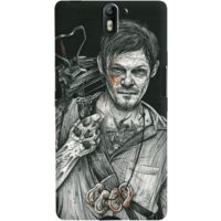 DailyObjects Daryl Dixon Inked Case For OnePlus One