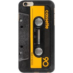 DailyObjects Cassette Yellow Case For iPhone 6 Plus