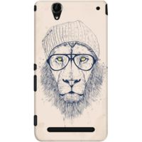 DailyObjects Cool Lion Case For Sony Xperia T2 Ultra