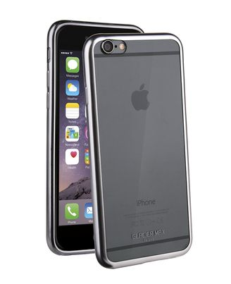 Uniq Hybrid Apple iPhone 6 Glacier Max - Gunmetal