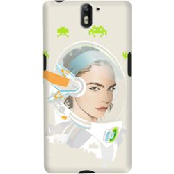 DailyObjects Cara Space Case For OnePlus One