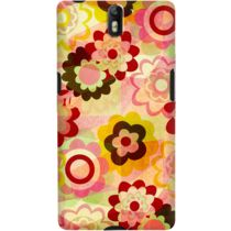 DailyObjects Colorful Mix Case For OnePlus One