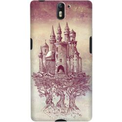 DailyObjects Castle Trees Case For OnePlus One