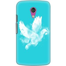 DailyObjects Bring Me Peace Case For Motorola Moto G2