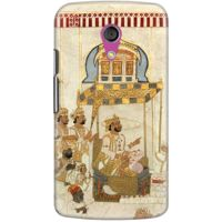 DailyObjects Courtiers Case For Motorola Moto G2