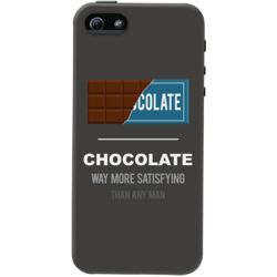 DailyObjects Chocolate Case For iPhone 5/5S