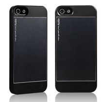 TOTU Color Aluminum II Cover for iPhone 5,  black