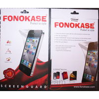 Fonokase Screen Guard for HTC Desire Hd, standard-white