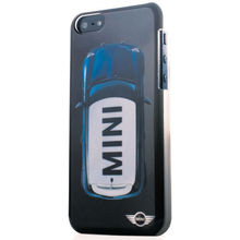 Mini Rooftop Mini Logo Hard Case for iPhone 5/5S,  black