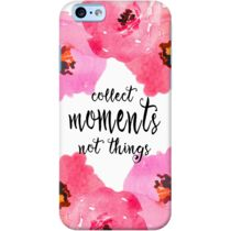 DailyObjects Collect Moments Floral Pink Case For iPhone 6
