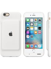 iPhone 6s Smart Battery Case by Apple - White