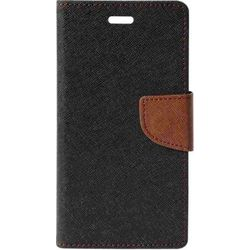 Akshim Flip Cover for Micromax Canvas Xpress 2 E313,  brown