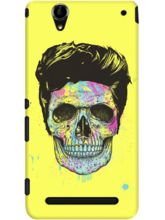 DailyObjects Color Your Death Case For Sony Xperia T2 Ultra